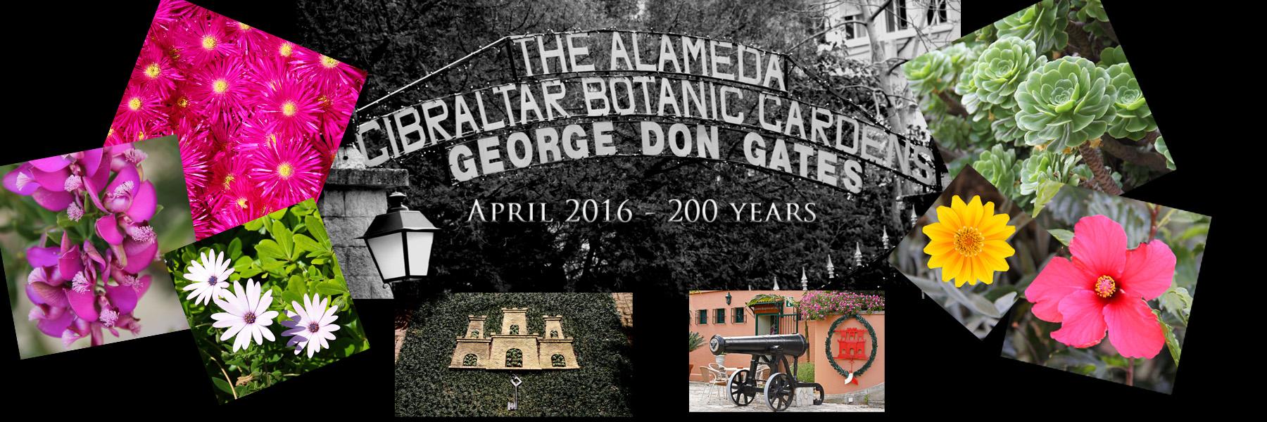 Botanical Gardens 200 years